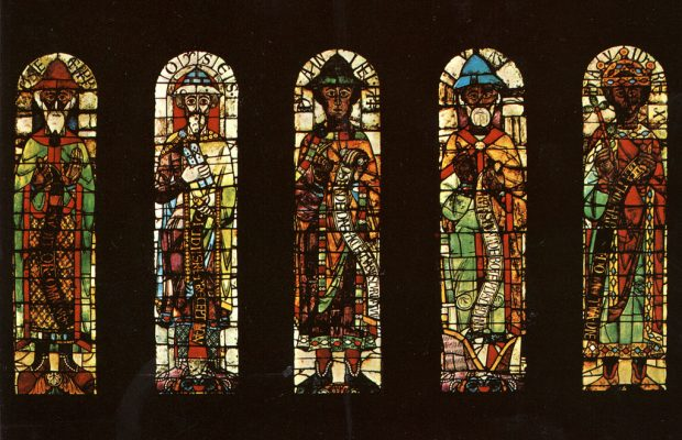 Augsburg Stained Glass