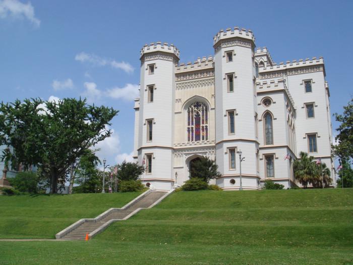 Castles in Louisiana - Baton Rouge