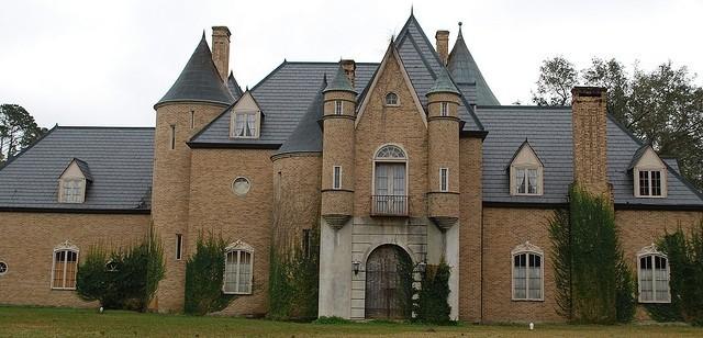 Castles in Louisiana - Mermentau