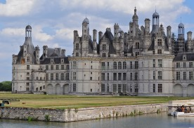 Chambord Chateau in France