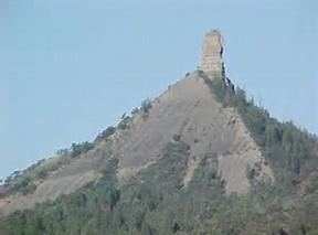 Chimney Rock, Colorado
