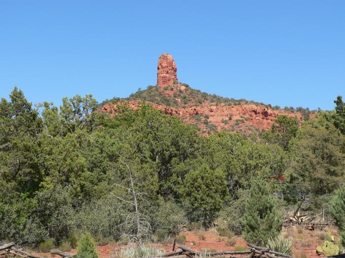 Chimney Rock, Sedona