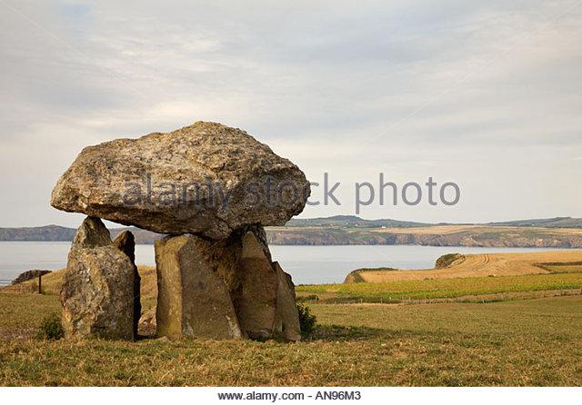 Dolmen in Britain