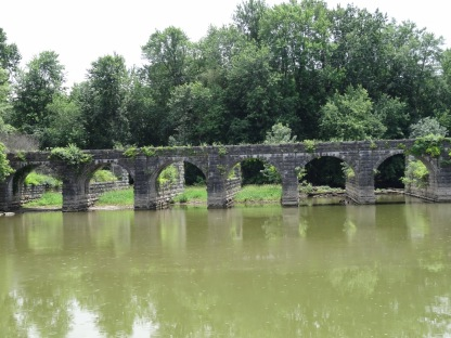 Erie Canal Aqueduct, New York State