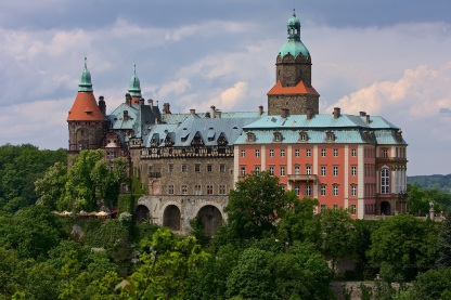 Ksiaz-Castle, Poland