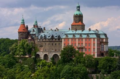 Ksiaz-Castle, Poland