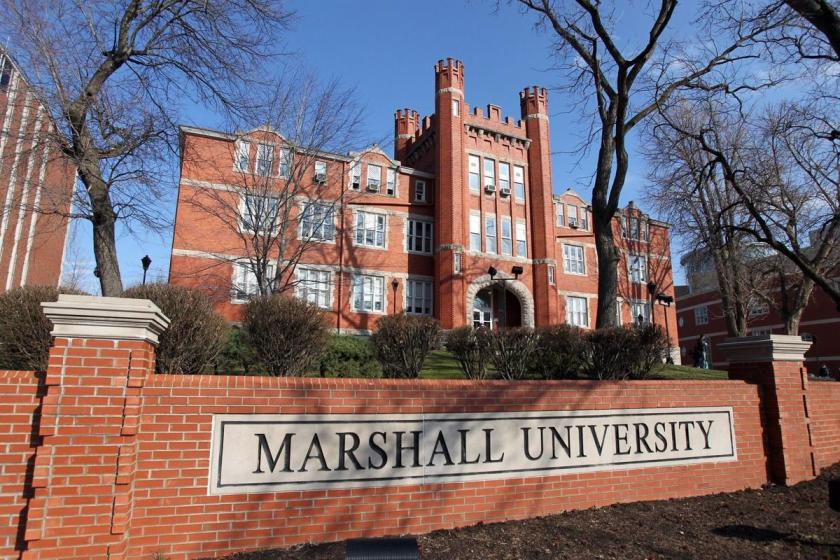 Marshall University, WV