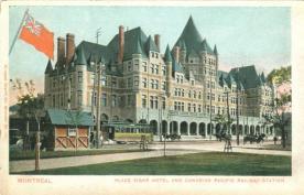 Montreal Railway Hotel
