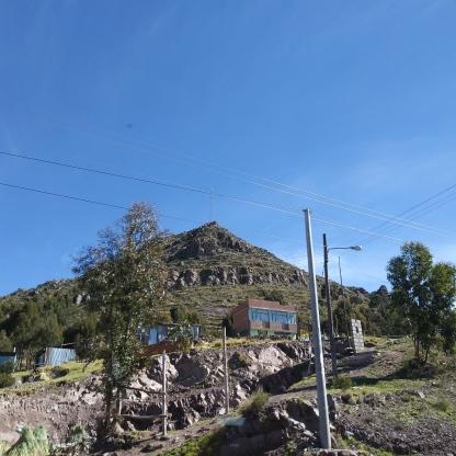 Near Amaru Muru