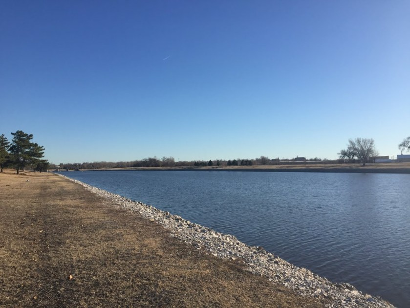 Oklahoma River