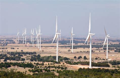 Oklahoma windfarm