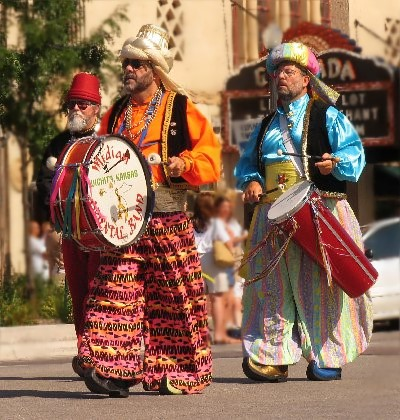 Parade Shriners