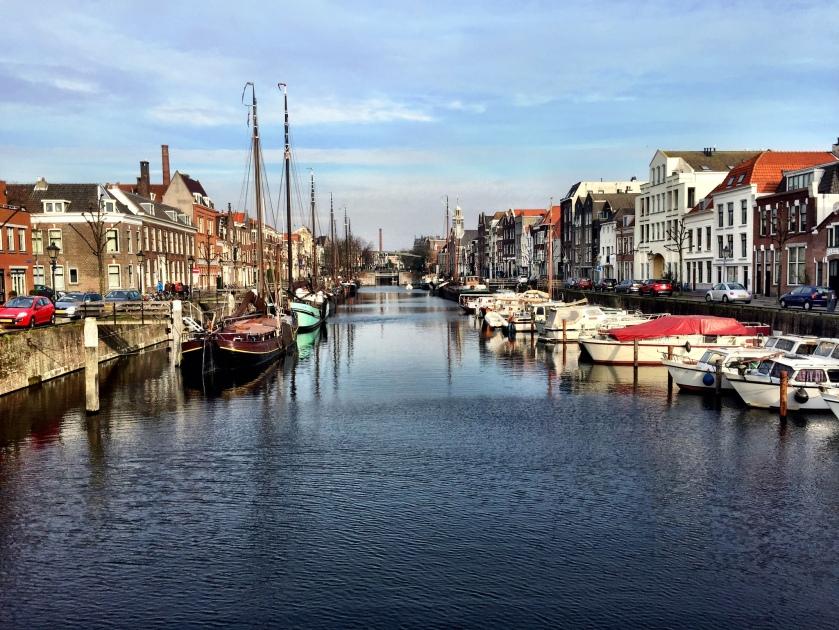 Rotterdam Canals