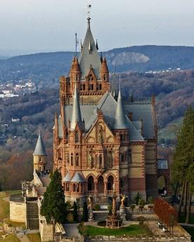 Schloss Drachenburg near Bonn