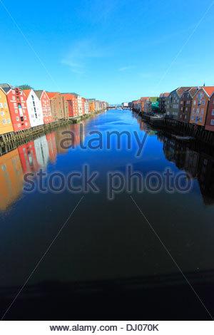 Trondheim Canals