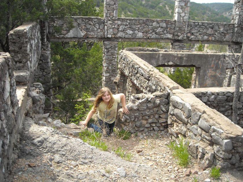 Turner Falls Castles 2