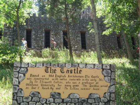 Turner Falls Castles 3