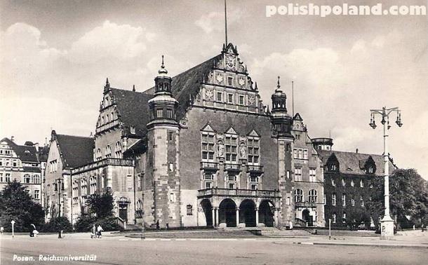 University of Adam Mickiewicz - Poland