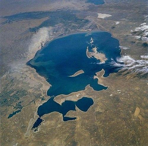 Aral Sea - 1985