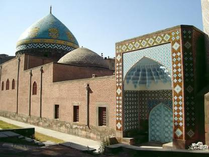 Blue_Mosque Yerevan_Armenia