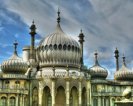 Brighton Onion Domes