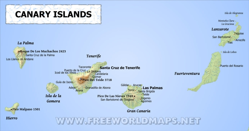 Canary Islands 1