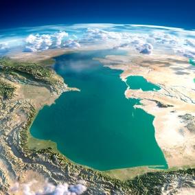 Caspian Sea 3