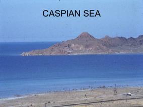 Caspian Sea 4
