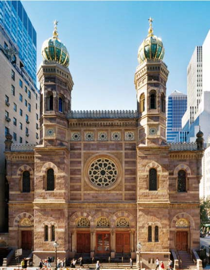 Central Synagogue of New York
