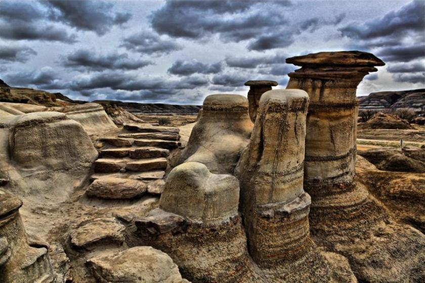 drumheller badlands 1