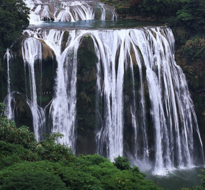 Huangguoshu Waterfall China 6