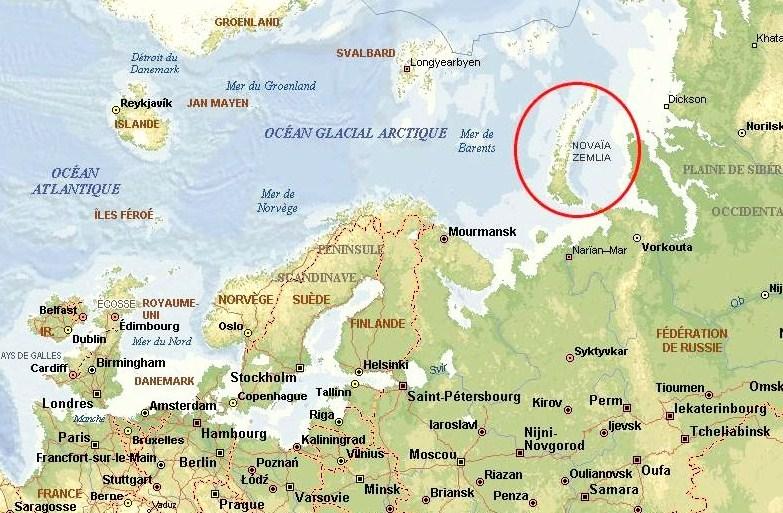 Novaya Zemyla