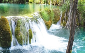 plitvice_waterfall like chickasha