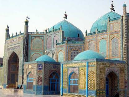 Shrine_of_Hazrat_Ali, Mazar-i-Sharif, Afghanistan