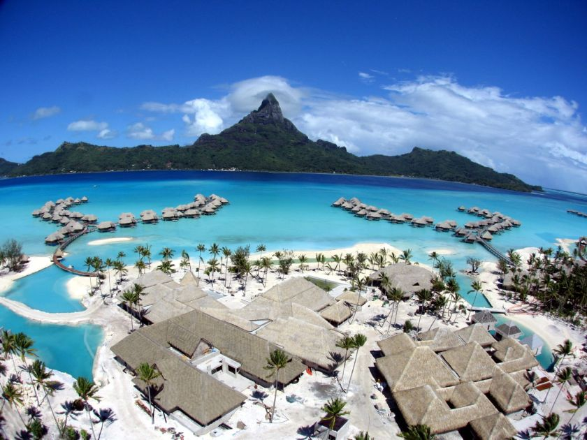 Society Islands - Bora Bora