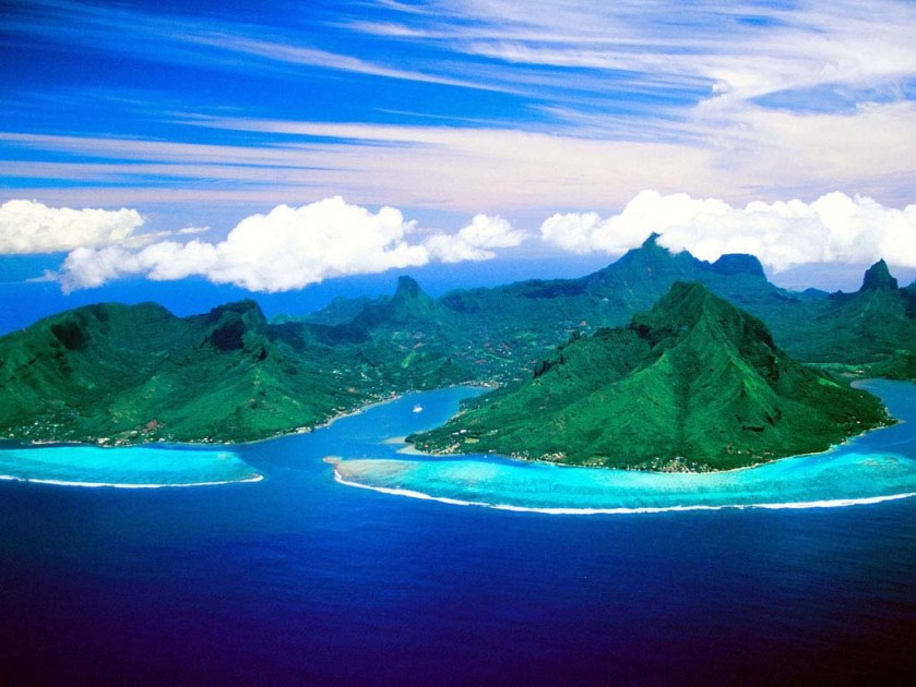 Society Islands - Moorea