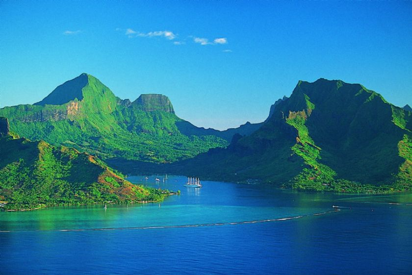 Society Islands - Tahiti