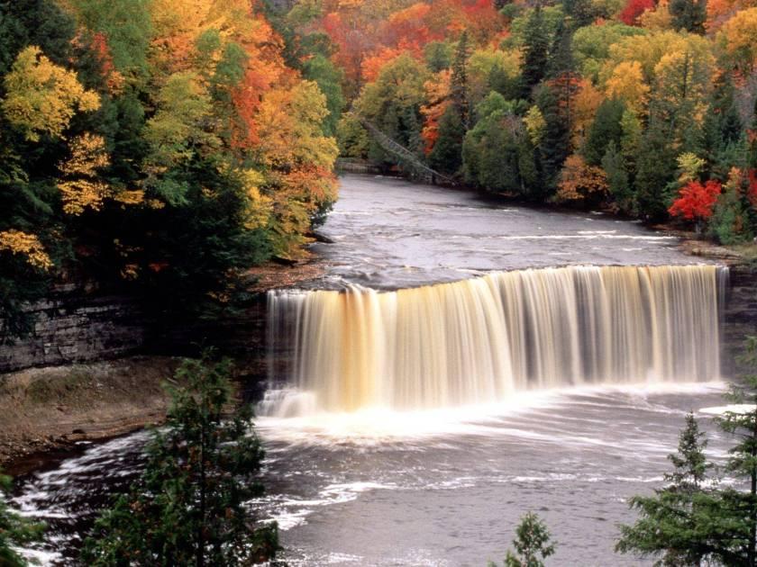 tahquamenon-falls, MI