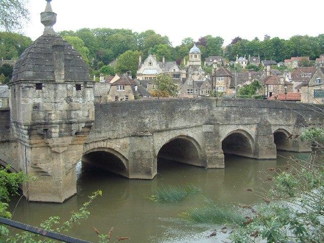 Bradford on avon bridge