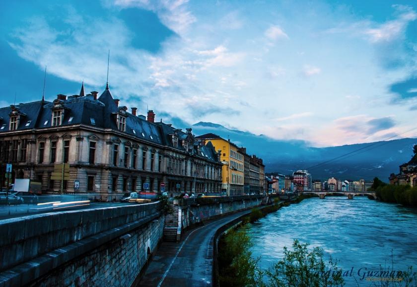Grenoble France 1