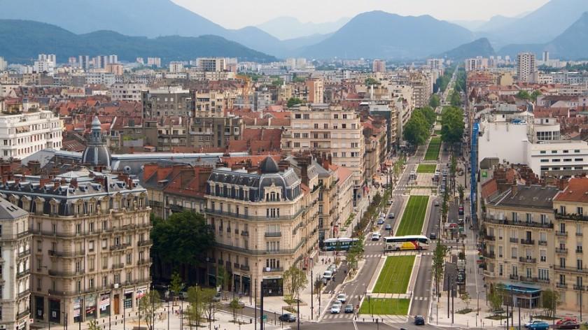 Grenoble France 3