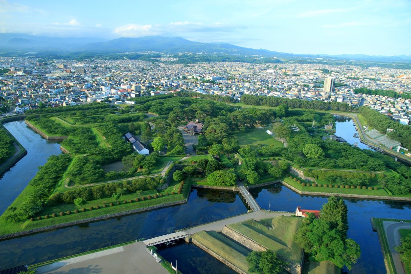 Hakodate Star Fort