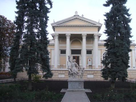 Kherson 3 - Government building