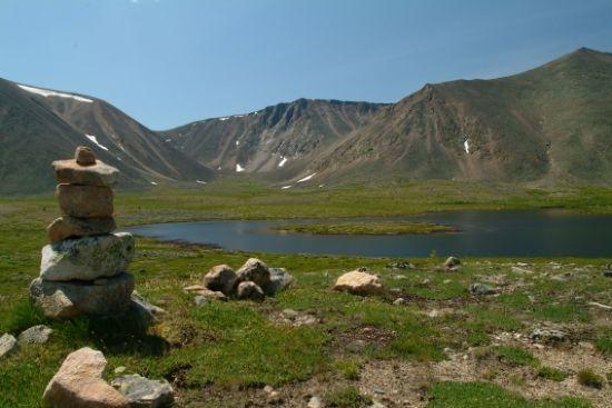 Sayan Mountains 3