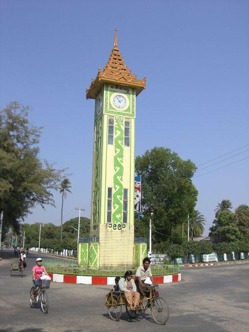 Sittwe, Myanmar 1