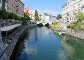 Trieste, Slovenia - canal 2
