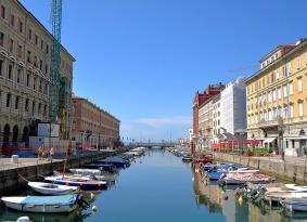 Trieste, Slovenia - canal 3