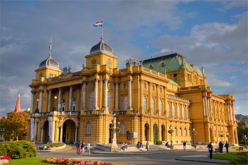 Zagreb, Croatia 1 - Prigorje Museum