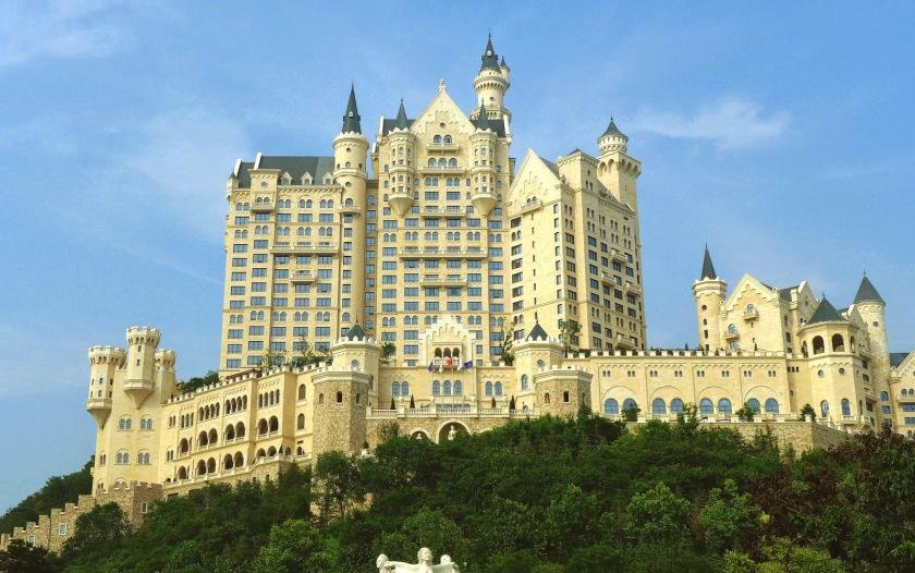 Dalian - Castle Hotel