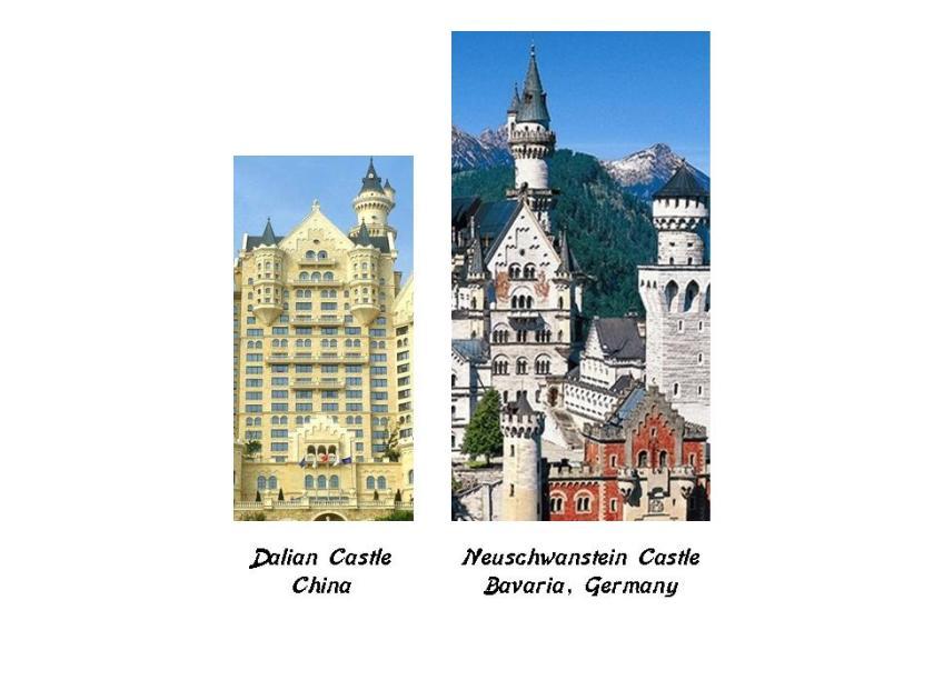 Dalian - Neuschwanstein